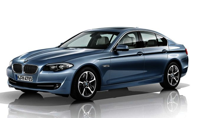 2. BMW ActiveHybrid 5