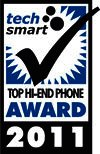 TOP 2011 High-end Smartphone Award