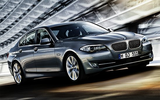 News: Top 5 Executive Mid-size Cars