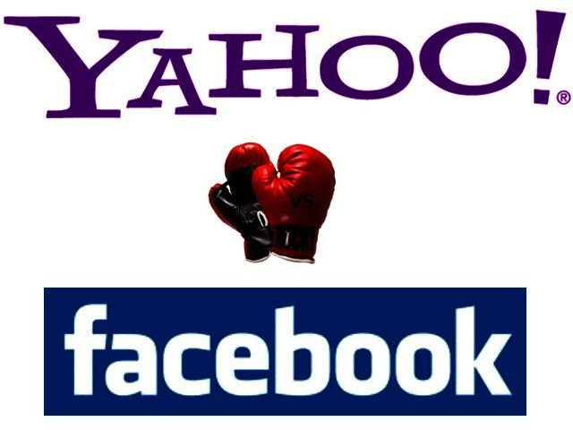 Yahoo files lawsuit against Facebook