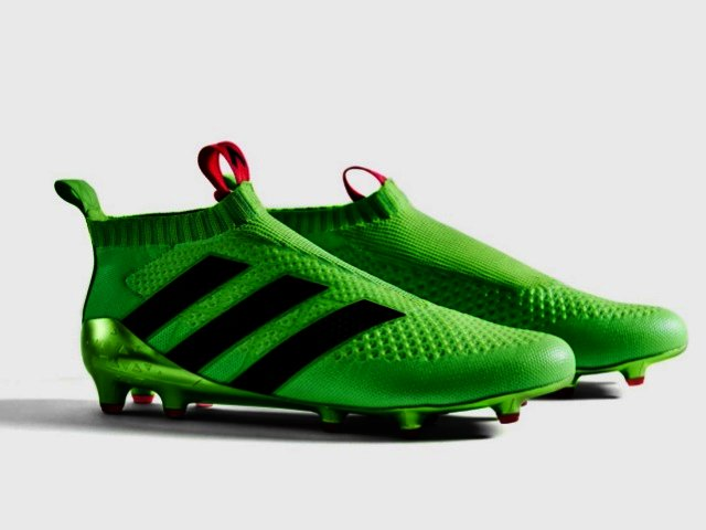 cd81d769c News  Adidas debuts laceless football boots - the ACE16+ Purecontrol