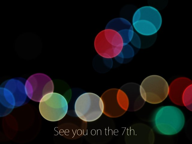 News: Apple officially confirms event for 7 September 2016