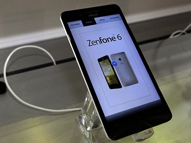 News Asus Throws Down The Gauntlet At Computex With Its Zenfone 6 Phablet