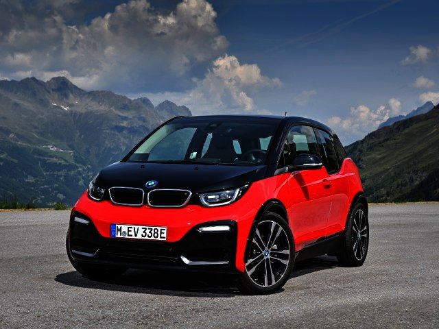 news bmw adds performance model to 2018 electric car lineup with i3s. Black Bedroom Furniture Sets. Home Design Ideas