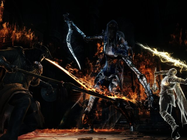I don t get weapon matchmaking DARK SOULS III General Discussions