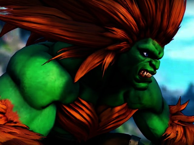 News: Blanka coming to Street Fighter V: Arcade Edition