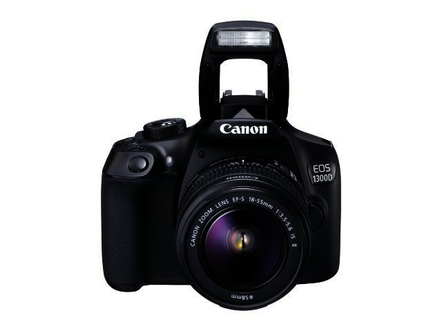 News: Canon launches new entry-level EOS 1300D with Wi-Fi