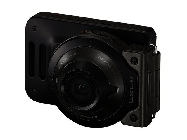 News Casio Debuts Its Exilim Ultra Low Light Video Camera