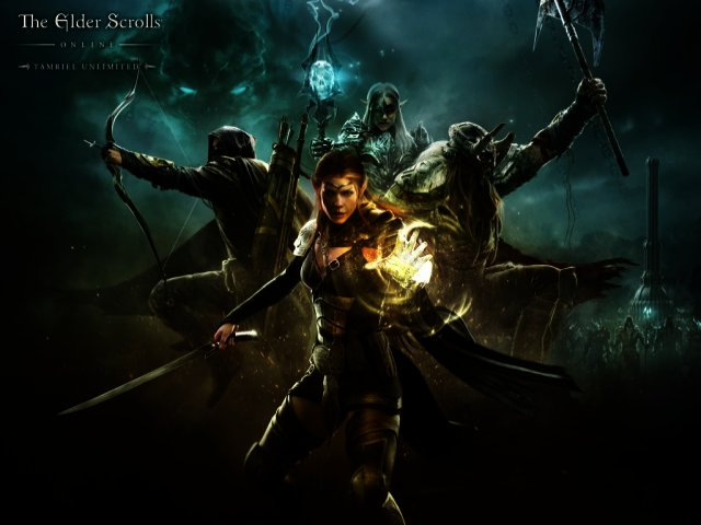 News: Elder Scrolls Online: Tamriel Unlimited now on PC and Mac