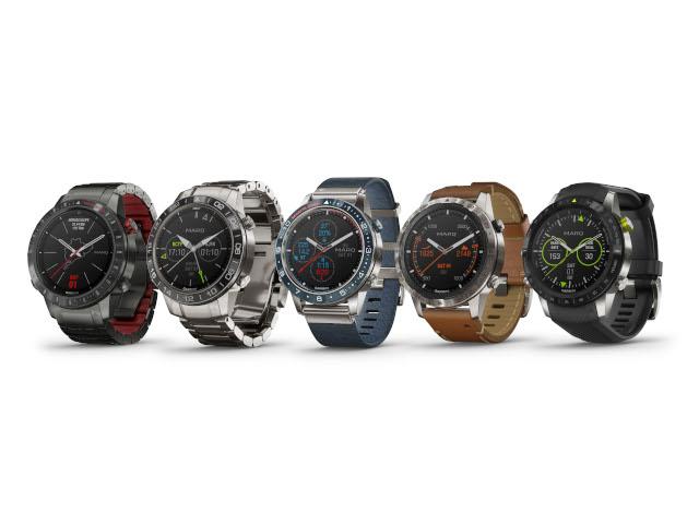 News: Garmin unveils MARQ smartwatch collection