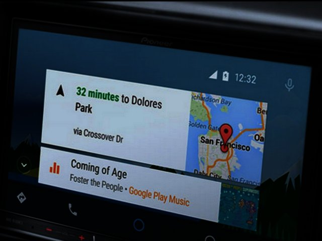 News: Google begins Android Auto roll out with Pioneer head