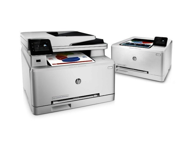 News: HP launches new Laserjet printer range locally with