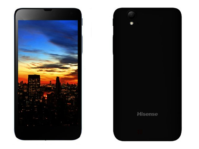 news hisense launches dual sim smartphone in south africa. Black Bedroom Furniture Sets. Home Design Ideas