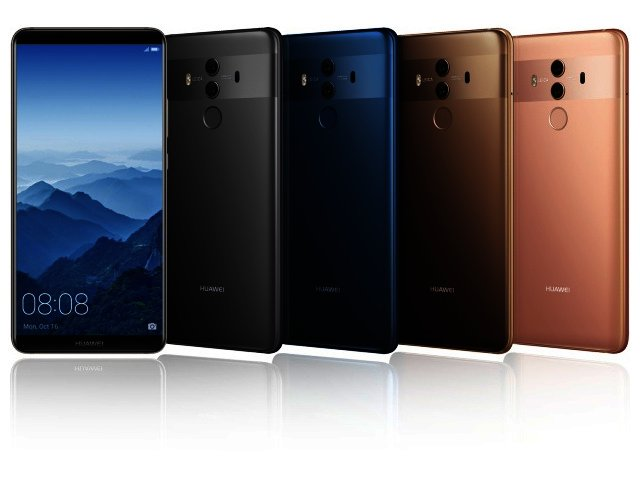 news huawei launches mate 10 pro and porsche design mate. Black Bedroom Furniture Sets. Home Design Ideas