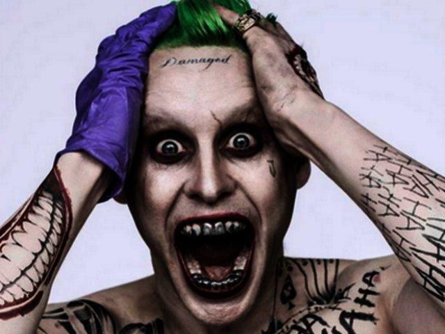 News Jared Leto S Joker Branded A Psycho Killer For