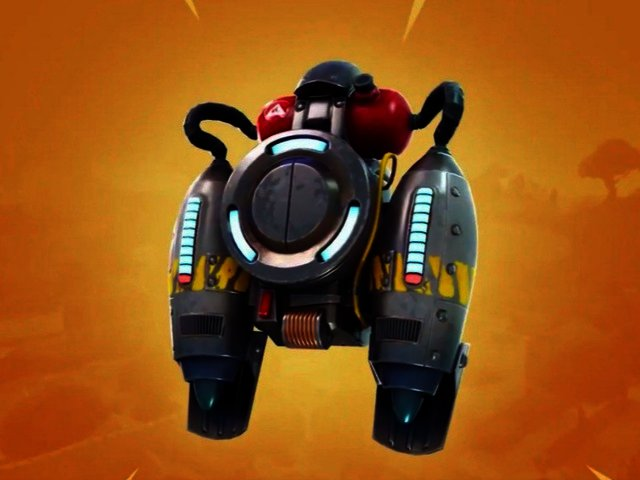 News: Jetpacks are coming to Fortnite Battle Royale in