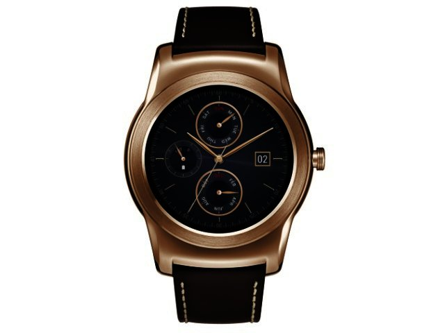 News: LG unveils all-metal body sporting Urbane smartwatch