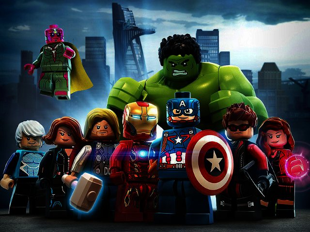 News: Lego Marvel's Avengers now available, also takes place