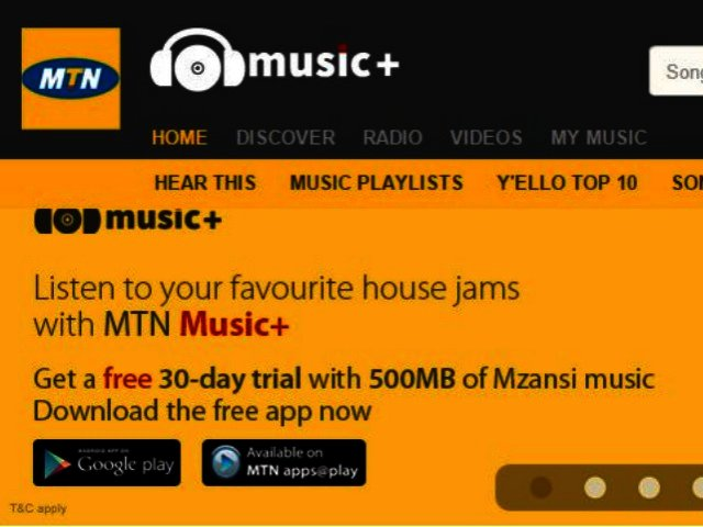 News: MTN unveils new Music+ streaming and downloading platform