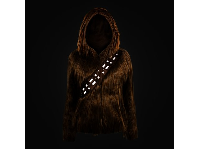 News New Chewbacca Hoodie Just In Time For Winter