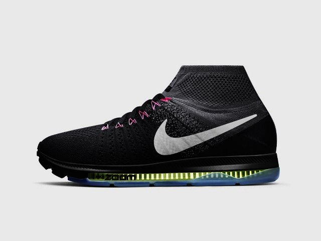 buy online 7de07 11a15 Nike goes All Out for their latest Air Zoom shoe