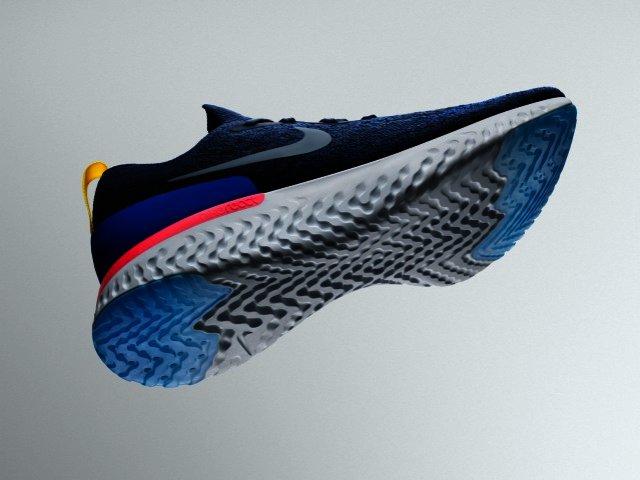 1cb1fb77dcd2 News  Nike s new foam technology appears in Epic React Flyknit shoe