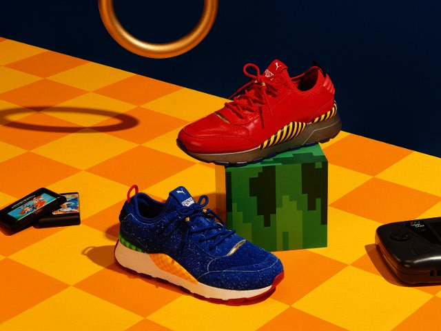 9fb2b555914 News  Puma s Sonic the Hedgehog sneaker coming to South Africa