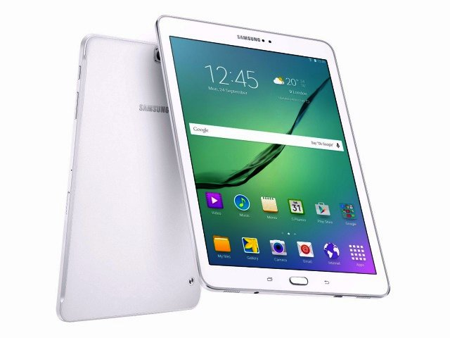 News samsung unveils galaxy tab s2 tablets in two for Table th size