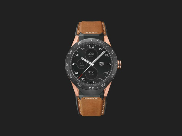 News: Tag Heuer unveils its second smartwatch for $9 900