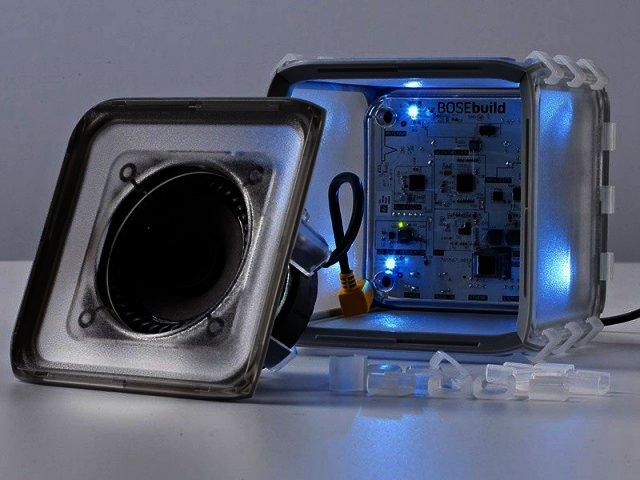 News: The BoseBuild Speaker Cube is $150 DIY kit for kids