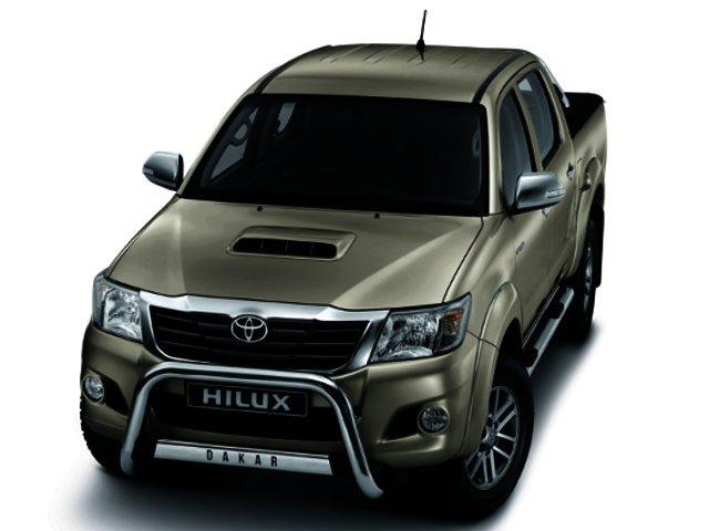 All New Hilux 2014 | Autos Weblog