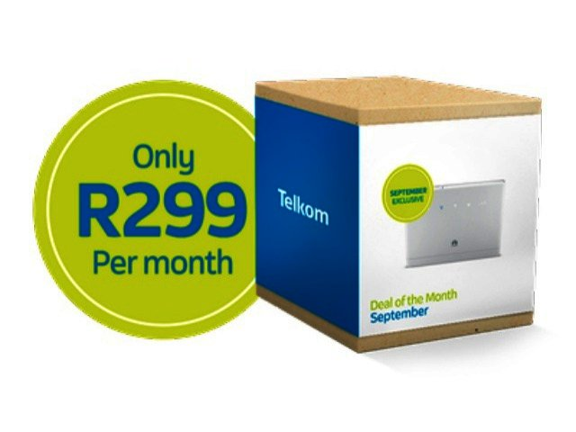 News Telkom September Exclusive Deal Of The Month What S