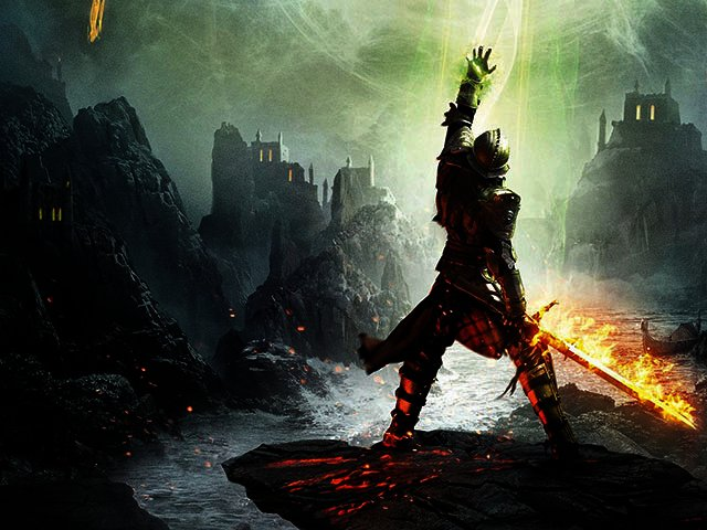 review dragon age inquisition ps4. Black Bedroom Furniture Sets. Home Design Ideas
