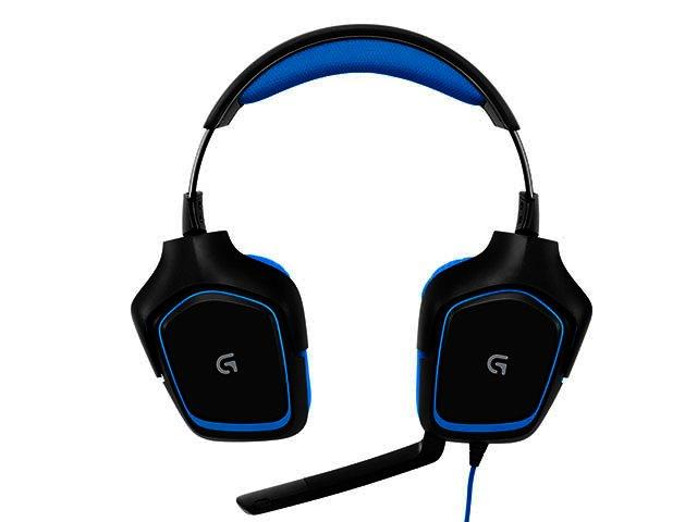d741d78a5eb Review: Logitech G430 7.1 channel headphones