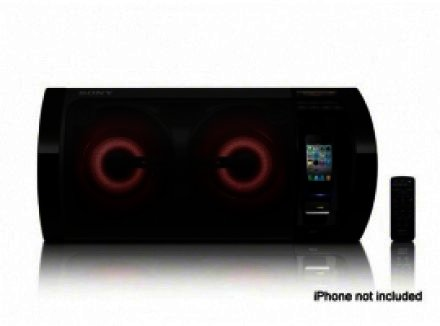review sony mgongo shake dock. Black Bedroom Furniture Sets. Home Design Ideas