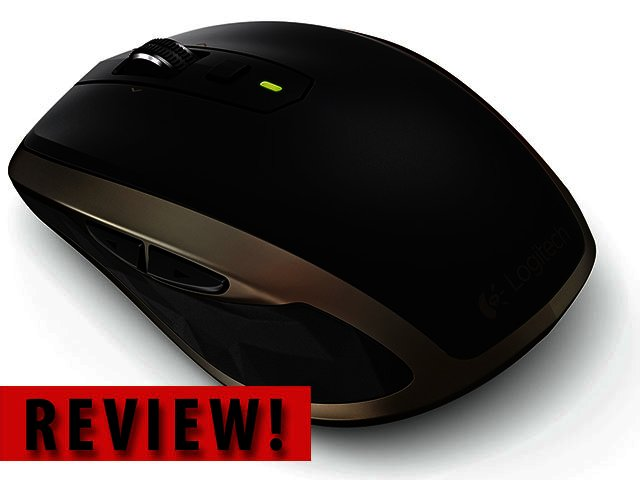 Review: Review: Logitech MX Anywhere 2 mouse