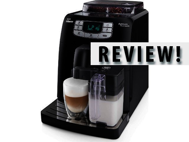 saeco intelia espresso machine reviews
