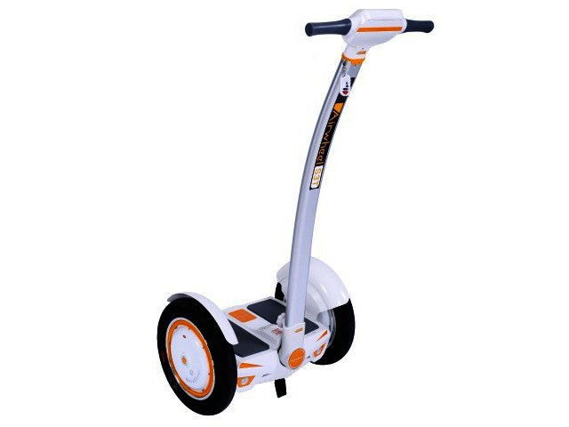 newest a5cf3 86a60 Review  Airwheel S3T