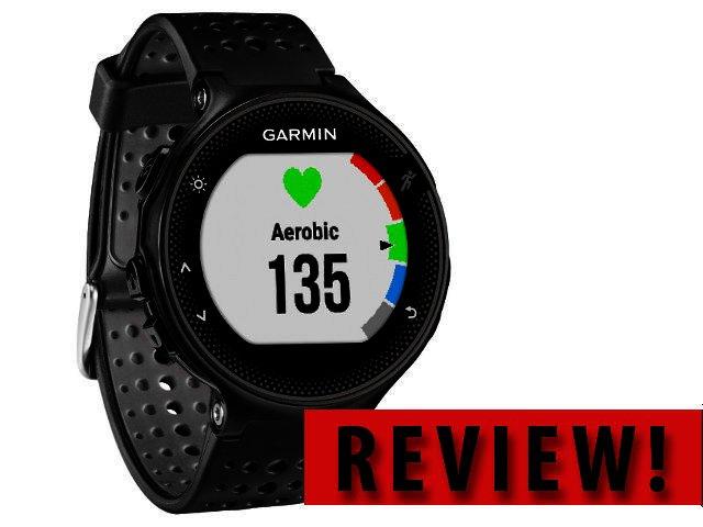 Review: Garmin Forerunner 235