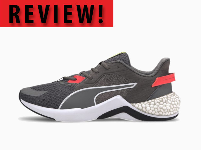 Review: Puma Hybrid Ozone running shoes