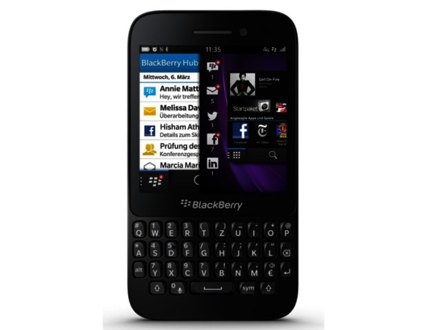 Review: BlackBerry Q5