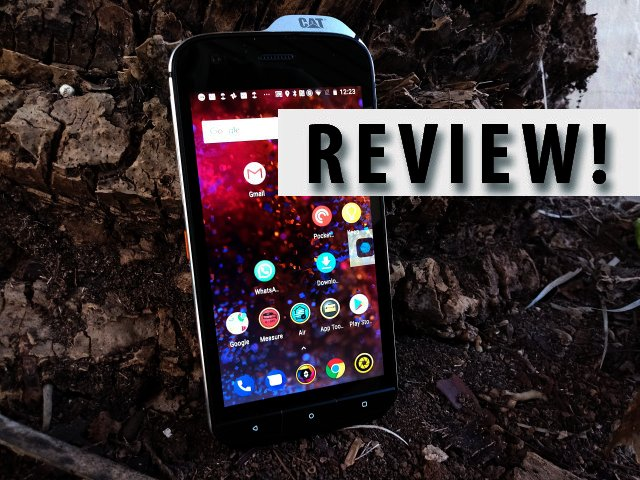 Review Cat S61 Rugged Smartphone