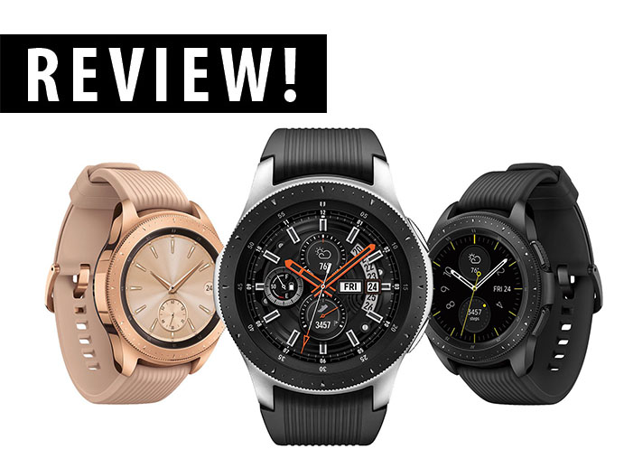 Review: Samsung Galaxy Watch LTE