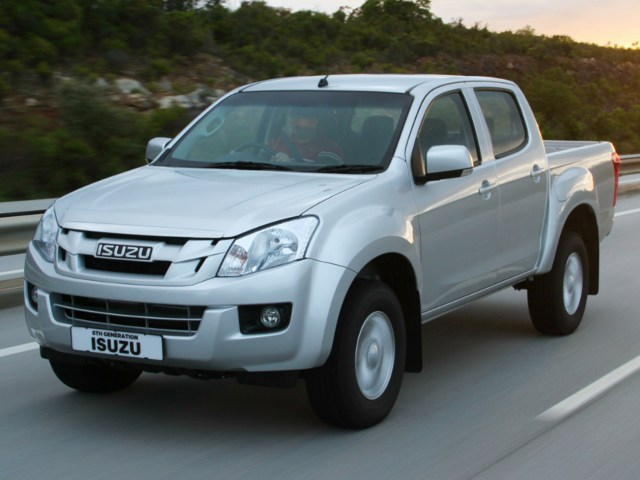 News Top 5 Double Cab Bakkies July 2013