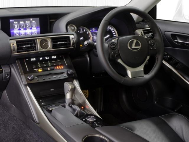 Lexus, Toyota, car news, local news, South Africa, Lexus IS 350, car launch