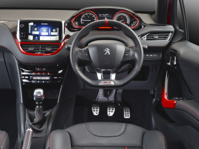 Peugeot, car news, car launch, South Africa, local news, hatchback, Peugeot 208 GTI