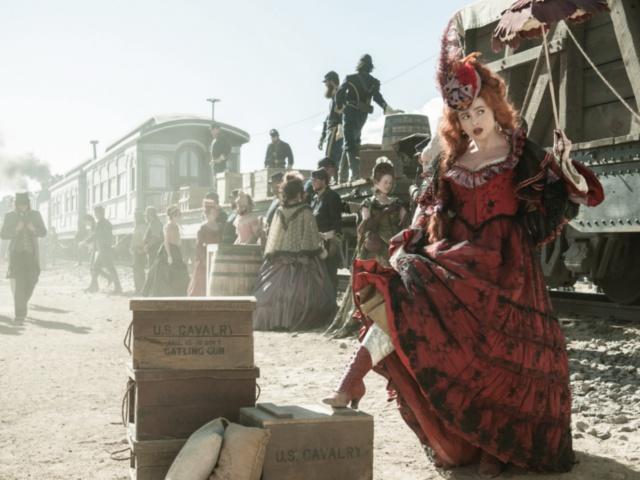 Helena Bonham Carter, The Lone Ranger, Tonto, movies, movie review