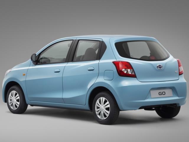Nissan, Datsun, car news, local news, car launch, South Africa, Datsun Go, DAT-GO