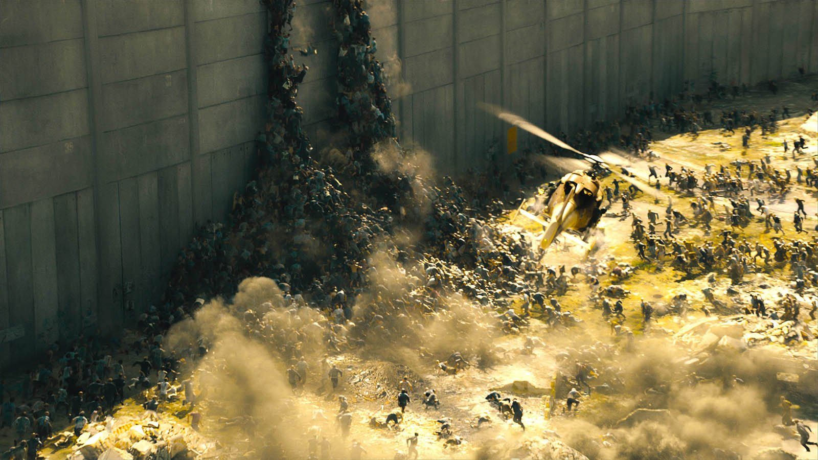 world war z movie review south africa