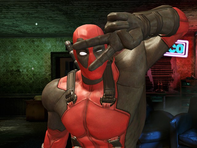 Deadpool, computer and video games, Deadpool game, Xbox 360, Deadpool review